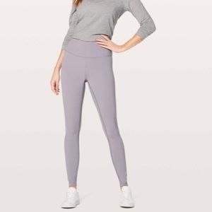 lululemon athletica Pants - NEW • Lululemon • Wunder Under Tight HR Lavender